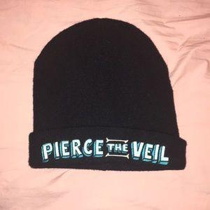 Hot Topic Accessories - Pierce the Veil Beanie 16d1140e07a2